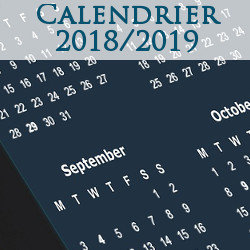 Calendrier IMED